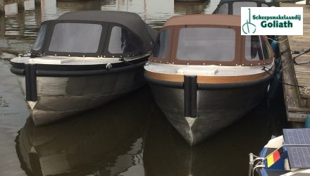FS E-tender 585, Sloep  for sale by Scheepsmakelaardij Goliath Lemmer 3