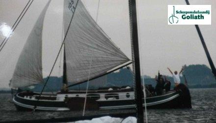 , Plat- en rondbodem, ex-beroeps zeilend  for sale by Scheepsmakelaardij Goliath - Hoofdkantoor