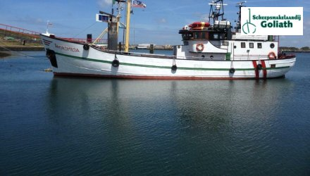, Beroepsschip  for sale by Scheepsmakelaardij Goliath Hellevoetsluis