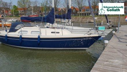 Marieholm 32 E, Zeiljacht  for sale by Scheepsmakelaardij Goliath Hoorn
