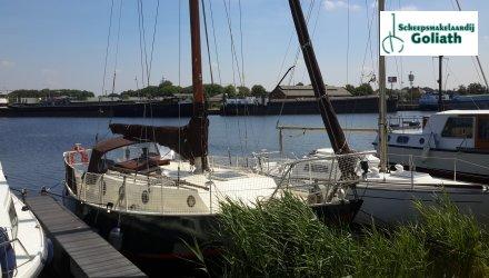 Westerschelde Schouw 950, Plat- en rondbodem, ex-beroeps zeilend  for sale by Scheepsmakelaardij Goliath Sint-Maartensdijk