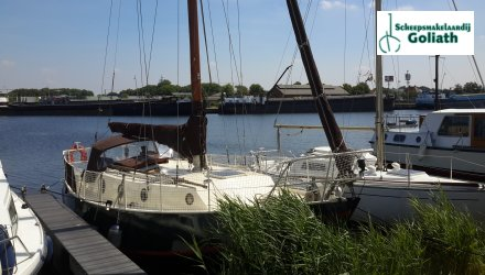 , Plat- en rondbodem, ex-beroeps zeilend  for sale by Scheepsmakelaardij Goliath Sint-Maartensdijk