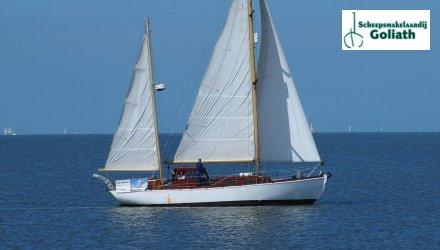 Bermudan Ketch 12.40, Klassiek scherp jacht  for sale by Scheepsmakelaardij Goliath Hoorn