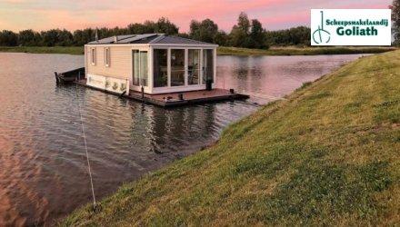 Aquahome Houseboat STE, Varend woonschip  for sale by Scheepsmakelaardij Goliath Sneek 4