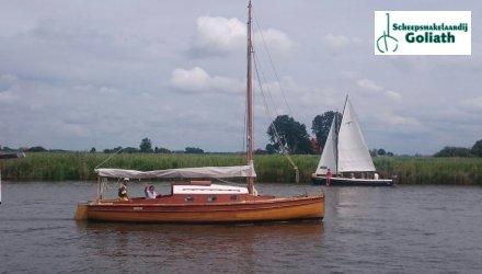 Jollenkruiser 30, Zeiljacht  for sale by Scheepsmakelaardij Goliath It Heidenskip