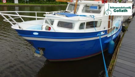 Waddenkruiser 850 AK, Motorjacht  for sale by Scheepsmakelaardij Goliath Sneek
