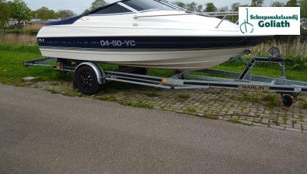 Bayliner 1702 Capri LS, Speed- en sportboten  for sale by Scheepsmakelaardij Goliath - Hoofdkantoor