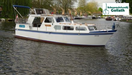 Alm Kruiser 1050 AK, Motorjacht  for sale by Scheepsmakelaardij Goliath Sneek