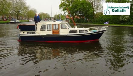 Hewi Kruiser 1050 AK, Motorjacht  for sale by Scheepsmakelaardij Goliath Sneek