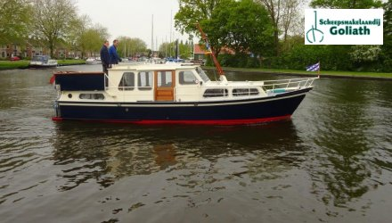 , Motorjacht  for sale by Scheepsmakelaardij Goliath Sneek