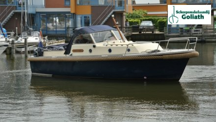 , Sloep  for sale by Scheepsmakelaardij Goliath Lemmer