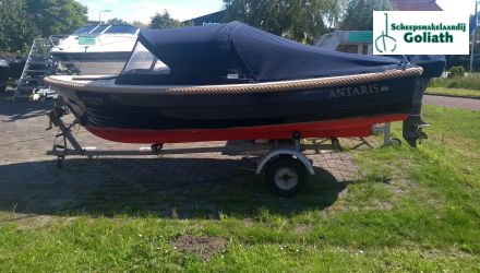 Antaris 400, Sloep  for sale by Scheepsmakelaardij Goliath Sneek
