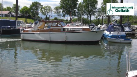 """SUPER FAVORITE"" 940 Ak, Motorjacht  for sale by Scheepsmakelaardij Goliath Assendelft"