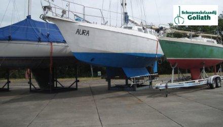 Reinke S10, Zeiljacht  for sale by Scheepsmakelaardij Goliath - Hoofdkantoor