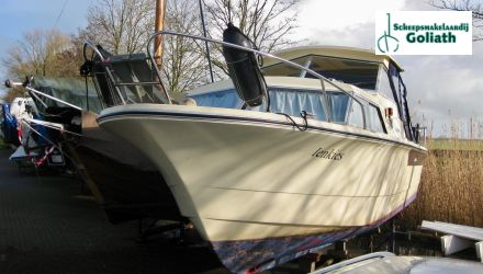 Marco 810 AK, Motorjacht  for sale by Scheepsmakelaardij Goliath It Heidenskip