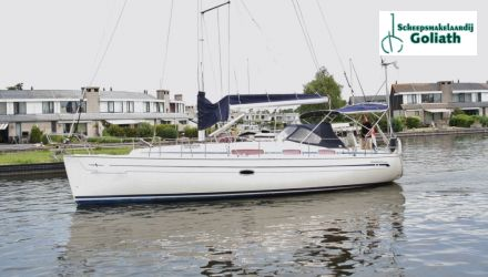 Bavaria 38-2 Cruiser, Zeiljacht  for sale by Scheepsmakelaardij Goliath Lemmer