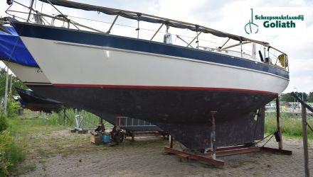 Breewijd Scilly, Zeiljacht  for sale by Scheepsmakelaardij Goliath Hengelo