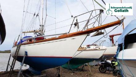 Sparkman & Stephens 34, Klassiek scherp jacht  for sale by Scheepsmakelaardij Goliath - Hoofdkantoor