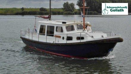 , Motorjacht  for sale by Scheepsmakelaardij Goliath Hellevoetsluis