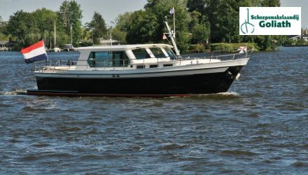 Pikmeerkruiser 12.50 OK Exclusive, Motorjacht  for sale by Scheepsmakelaardij Goliath Lemmer