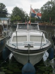 Princess 32 Open Kuip