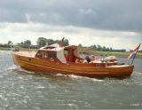 Amberg Sneepa 8.25, Traditionelle Motorboot Amberg Sneepa 8.25 Zu verkaufen durch Scheepsmakelaardij Goliath - Hoofdkantoor