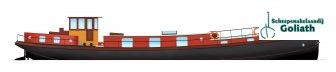 Luxe Motor 24,15 Varend Woonschip Met CVO