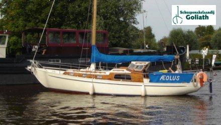 Van De Stadt 34, Klassiek scherp jacht  for sale by Scheepszaken Warten