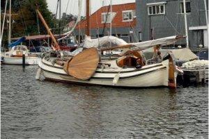 Jachtboeier Boeier, Plat- en rondbodem, ex-beroeps zeilend  - Scheepsmakelaardij Friesland