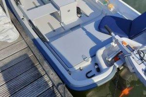 Terhi 440, Open motorboot en roeiboot  - Scheepsmakelaardij Goliath - Hoofdkantoor