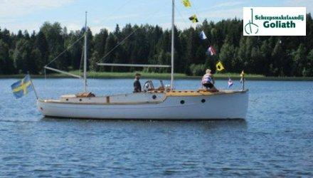 Cg Pettersson , Motorjacht  for sale by Scheepsmakelaardij Goliath - Hoofdkantoor
