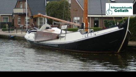 Noordzeebotter , Plat- en rondbodem, ex-beroeps zeilend  for sale by Scheepsmakelaardij Goliath Donkerbroek