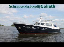 Bakdekkruiser , Моторная яхта Bakdekkruiser для продажи Scheepsmakelaardij Goliath