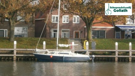 , Zeiljacht  for sale by Scheepsmakelaardij Goliath Harlingen