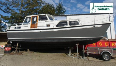 Vechtkruiser 1050 AK, Motorjacht  for sale by Scheepsmakelaardij Goliath Sneek