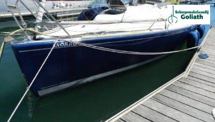 Ronautica RO 330, Zeiljacht  for sale by Scheepsmakelaardij Goliath Portugal