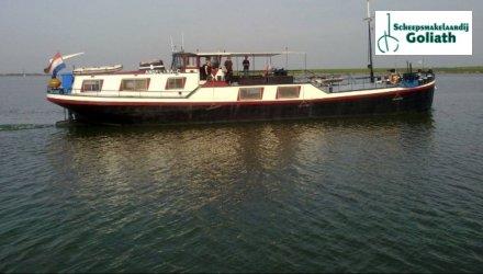 Kempenaar 30m, Woonboot  for sale by Scheepsmakelaardij Goliath Muiderberg
