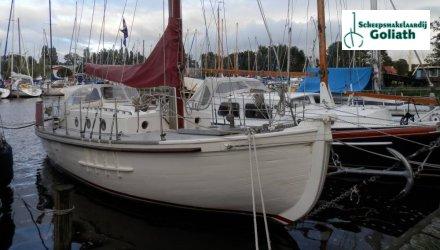 Spitsgat Zeiljacht 975, Klassiek scherp jacht  for sale by Scheepsmakelaardij Goliath It Heidenskip