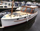 KLASSIEKE BAKDEKKER Van Der Werf - Drachten, Traditionelle Motorboot KLASSIEKE BAKDEKKER Van Der Werf - Drachten Zu verkaufen durch Allround Watersport Meerwijck
