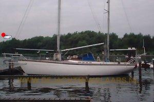 SPARKMAN AND STEPHENS 38 KITS S & S, Klassiek scherp jacht  - De Jachtmakelaars.nl