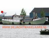 VISKOTTER KATWIJKER 30m, Ex-Fracht/Fischerschiff VISKOTTER KATWIJKER 30m Zu verkaufen durch De Jachtmakelaars.nl
