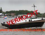 DAMENVLET 10m, Ex-Fracht/Fischerschiff DAMENVLET 10m Zu verkaufen durch De Jachtmakelaars.nl