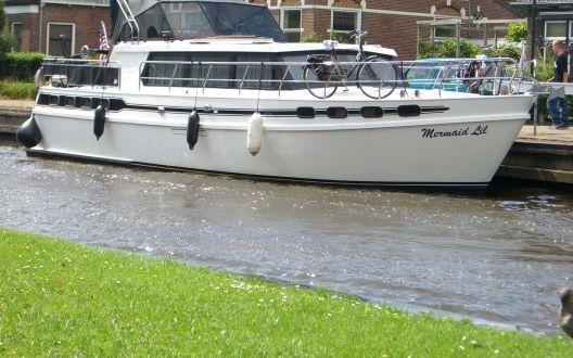 Zijlmans Eagle 43, Motorjacht  for sale by Zijlmans Jachtbouw
