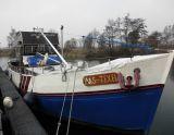 Krabben Kotter, Varend woonschip Krabben Kotter hirdető:  De Ruijter Yachtbemiddeling