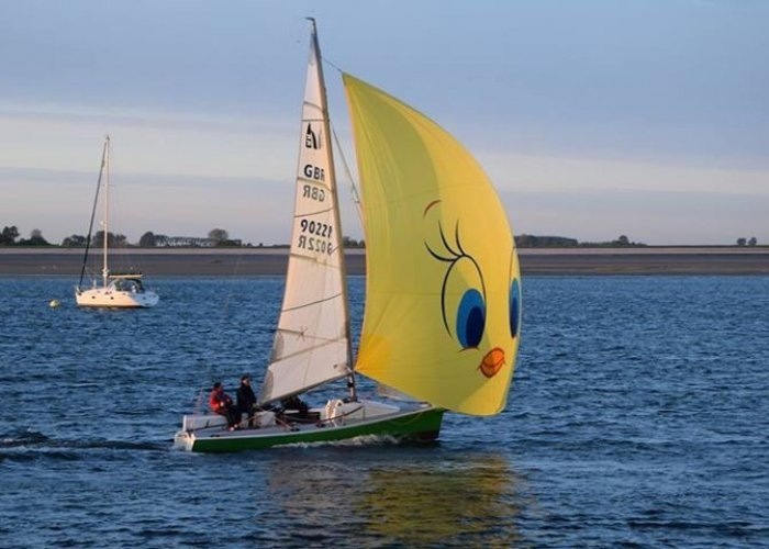 , Open sailing boat  for sale by Saleboot BV