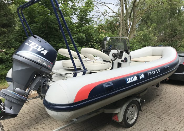 , RIB en opblaasboot  for sale by Saleboot BV