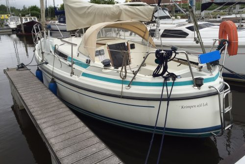 LM 270 mermaid, Zeiljacht  for sale by Saleboot BV