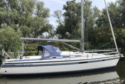 Dehler 35 CWS, Inruil Mogelijk, Zeiljacht  for sale by Saleboot BV