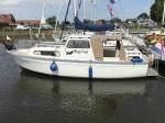 Albin 25 Deluxe Met Nieuwe Motor En Boegschroef, Motorjacht Albin 25 Deluxe Met Nieuwe Motor En Boegschroef for sale by Saleboot BV