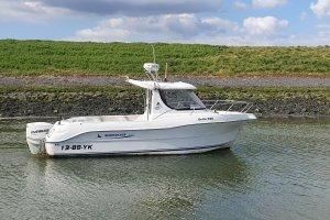 Quicksilver 640 Pilothouse, Motorjacht  - Delta Yacht